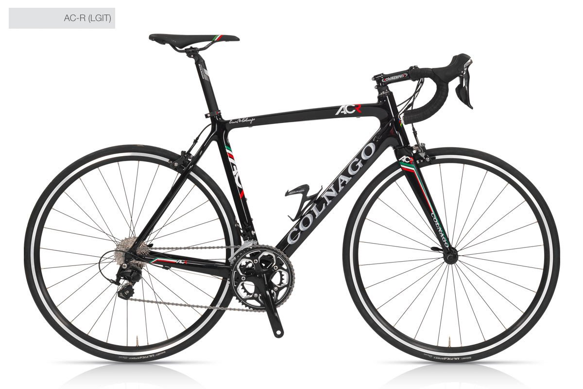 Colnago AC-R Disc (frame, fork, headset and seatpost)