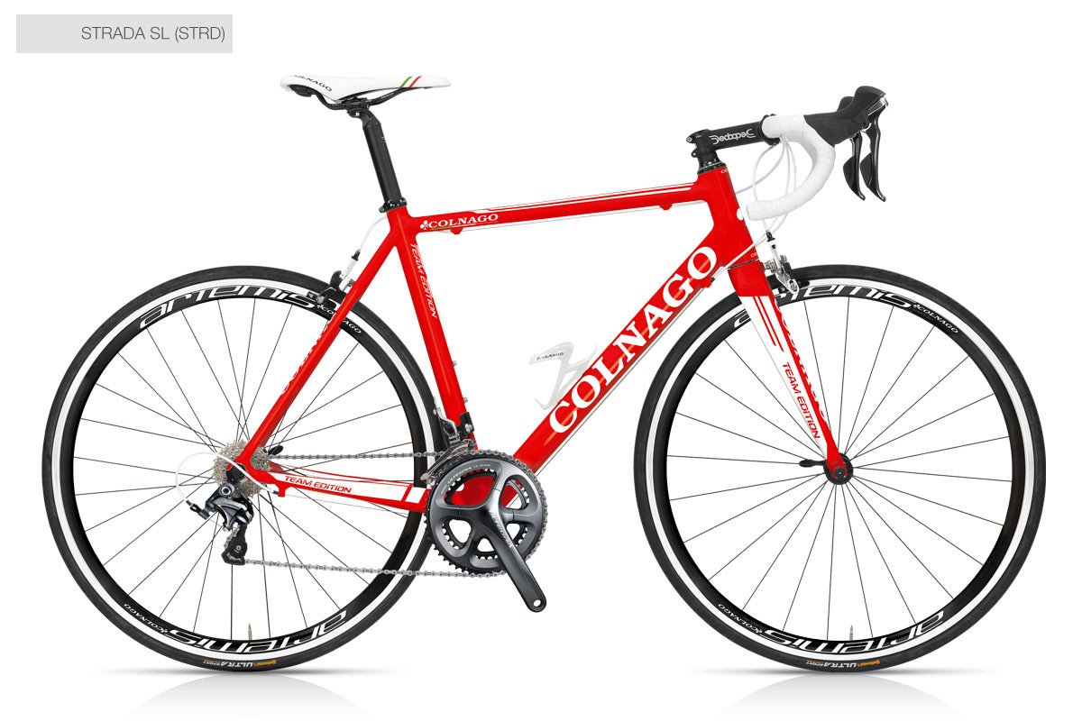 Colnago Strada SL (frame, fork and headset)