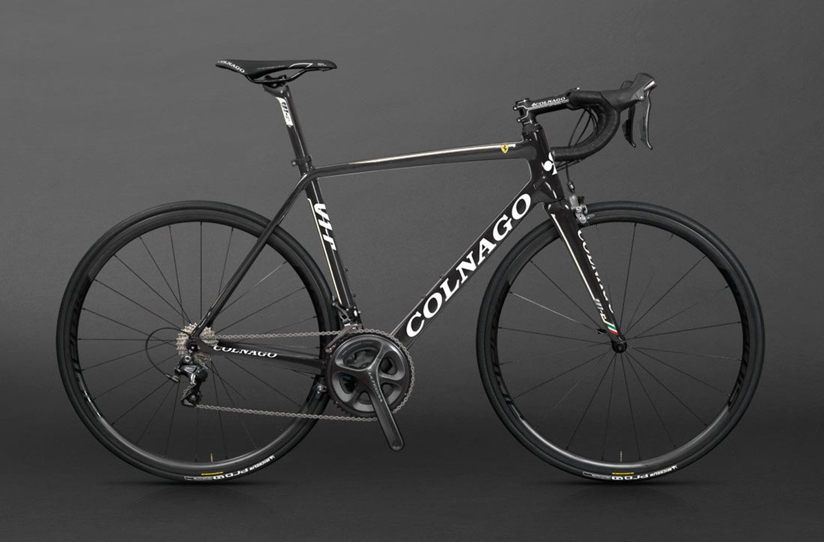 Colnago V1-r (frame, fork, headset and seatpost)