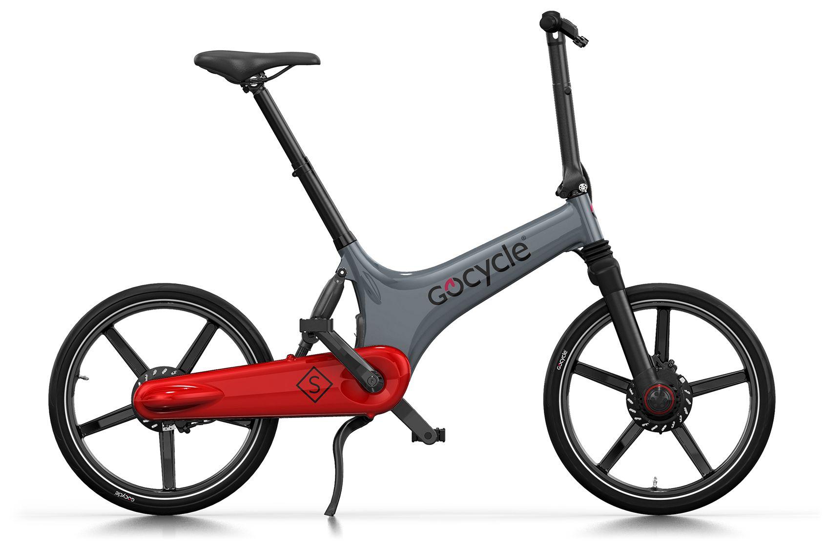 Gocycle GS